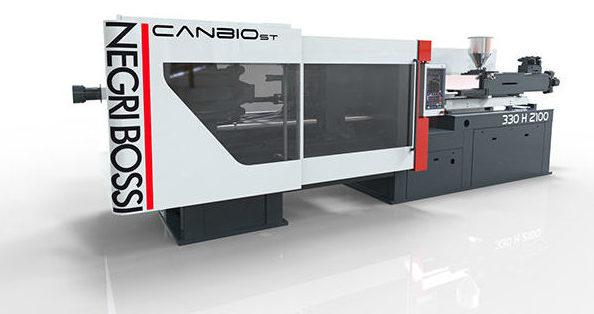 Plastic Moulding Company - Canbio ST moulding machine