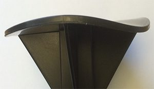 This is a dimensional distortion in a moulded product after it is ejected from the mould at the end of the injection moulding process.